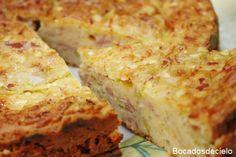 Me gustan mucho los pasteles, cocas y quiches de verduras, son una buena solución para las cenas de verano. Suelo preparalas despué...