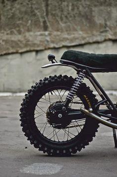 "Yamaha ""Type 3B"" by Auto Fabrica"