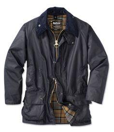 Waterproof Jacket for Men / Barbour® Beaufort Jacket -- Orvis UK