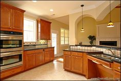 Custom kitchen desig