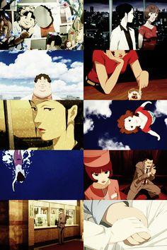 Paprika (Satoshi Kon, 2006) movie
