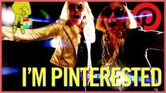 are you a PINTEREST-aholic?? So is Gracie and Audrey!! check out this hilarious rap they made about their current obsession! --> http://youtu.be/FM3yZj332Tk