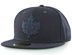 Basic Navy 59Fifty Fitted Baseball Cap by K1X x NEW ERA