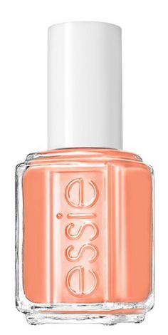 Pretty peachy #essie