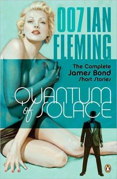 Quantum of solace novel