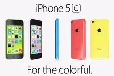 {ESTHETIQUE} Pour la sortie du dernier iPhone 5c, Apple a choisi de communiquer essentiellement autour de la nouvelle gamme colorée proposée sur les coques. Autrefois réduits à l'aluminium noir ou blanc, l'iPhone 5c propose désormais des couleurs pimpantes sur un nouveau matériau : le plastique. La campagne de pub s'est faite exclusivement sur ce nouvel avantage. Source :http://www.maxigadget.com/2013/09/video-iphone5c-pub-plastic-perfect.html Lauren.