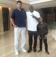Two giants n a mini hart!! :D