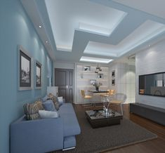 False  Ceiling Decor