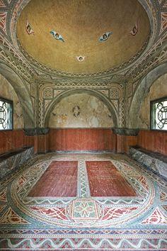 Wainwright Tomb / 1892 / Adler & Sullivan