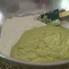 A virtually vegan avocado banana bread ready in less than an hour and made without using any dairy. Swap out the egg and it will be vegan. Avocado Banana Bread, How To Make Bread, Almond Flour, Baking Soda, A Food, Food Processor Recipes, Vegetarian, Vegan, Ethnic Recipes