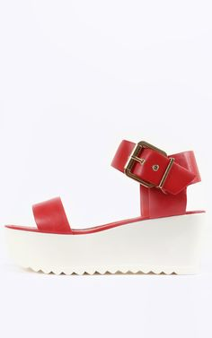 Flatform wedge sandals, comfy and cute! | MakeMeChic.com Festival Chic, Wedge Sandals, Heeled Mules, Wedges, Comfy, Clothes For Women, Heels, Womens Fashion, Accessories