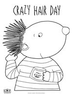 Crazy Hair Day by Barney Saltzberg | Kids Books We Love - both Print ...