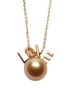 Jewelmer Lettre D'Amour Pendant $2,575.00