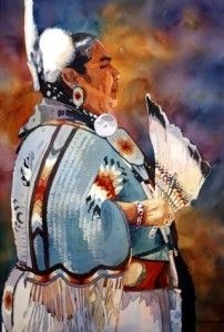 Laurie Warren, Warren Watercolors, Buckhannon, WV  kK