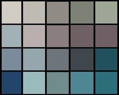 Продолжаем дальше знакомиться с палитрами колоритов=) Теорию цветотипов можно почитать здесь: http://color-harmony.livejournal.com/20 2756.html Сегодня…