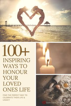Search our list of 100+ best celebration of life ideas to find the perfect way to honour the life & legacy of your special loved one.