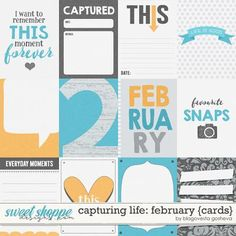 Capturing life: February {Cards} by Blagovesta Gosheva