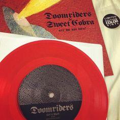 Doomriders/Sweet Cobra split
