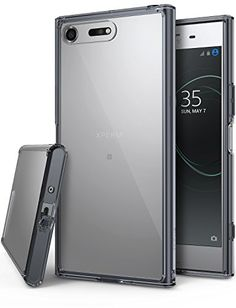 1b3dd57e2d1 Sony Xperia XZ Premium Case Ringke FUSION Crystal Clear PC Back TPU Bumper  Drop ProtectionShock Absorption