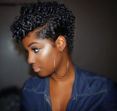 Pin by african hairstyles on favorite african hairstyles in Natural Hair Short Cuts, Tapered Natural Hair, Short Sassy Hair, Short Hair Cuts, Natural Hair Styles, Short Natural Hairstyles, Short Afro, Short Curls, Twa Hairstyles