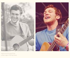 Phillip Phillips ;)