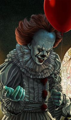 Pennywise the dancing clown drawing scary Creepy Clown, Creepy Art, Horror Movie Characters, Horror Movies, Scary Wallpaper, Pennywise The Dancing Clown, Horror Artwork, Illustration Mode, Evil Clowns