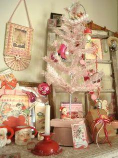 Our Christmas Vignette