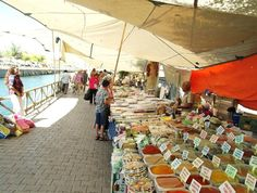 Fethiye market, lining the canal Turkey Vacation, Turkey Travel, Travel Around The World, Around The Worlds, Turkey Places, Turkey Holidays, Old Town, Places Ive Been, Sunshine