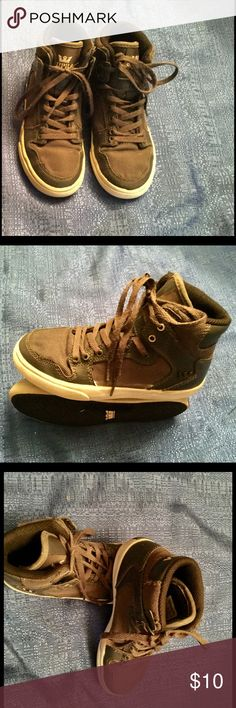Supra boys high tops Supra high tops for boys in very good condition. Supra Shoes Sneakers
