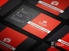 Free clean minimal photography business card template business check out our handpicked collection of best free psd business card templates for those who love black and white we are sure you fill cool business cards cheaphphosting Gallery