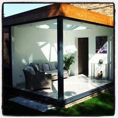 Modern lanter roof! #ultraframe #modern #modernliving #lookinggood #conservatory