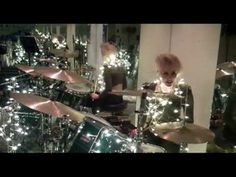 The Darkness give the drum job to a female drummer. | My Drum Lessons
