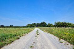 Jakobsweg Niederösterreich - von Wolfsthal nach Hainburg Sidewalk, Country Roads, Sidewalks, Pavement, Walkways
