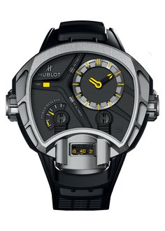 MP-02 Key of Time Titanium Complicated watch from Hublot