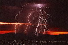 June and July bring the summer solstice, longer days, hotter temperatures and lightning storms. Originally published as