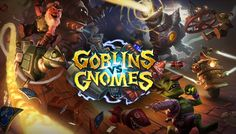 Goblins Vs Gnomes Expansion Cover