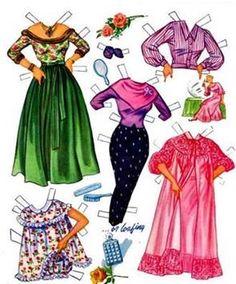Image result for Grace Kelly Paper Dolls