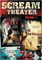 Scream Theater Double Feature, Vol. 5: Blood Cult/Revenge