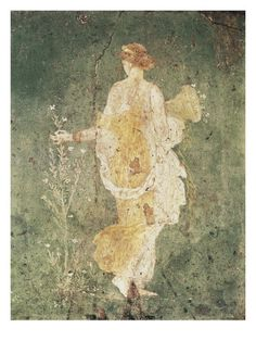 Flora, Goddess of Spring Art Print at AllPosters.com