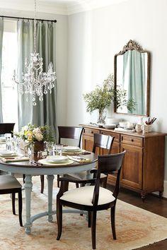 Ballard Designs Tremont Chair inspired by Federalist style