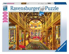 World of Words - 1000 Piece Jigsaw Puzzle