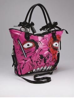 Iron Fist bag. Had to buy it!