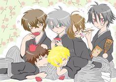 {Togainu No Chi} ~Akira, Shiki, Rin, Motomi, Keisuke, Nano~