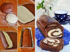 Gabriella kalandjai a konyhában :) Vegan Recipes, Food And Drink, Bread, Baking, Cake, Ethnic Recipes, Vegane Rezepte, Brot, Bakken
