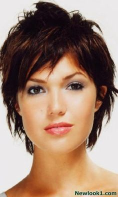 2014 short haircuts for plus size