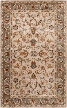 Brilliance BRL2004 Rug - Traditional Rugs - Traditionals