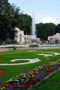 Peterhof Palace Gardens, St Petersburg