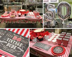 50th Birthday Brewery Party Ideas