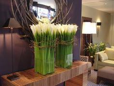 Decoración con cartuchos #Blom #BlomFlores #Flores #Decoración #Regalos