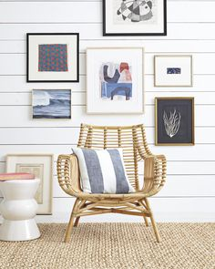 12 of Our Favorite Rattan & Wicker Chairs Sure to Bring a Casual Cool Vibe to Your Living Room — Annual Guide 2017 (Apartment Therapy Main) Wicker Chairs, Rattan Furniture, Furniture Sets, Urban Furniture, Steel Furniture, Retro Furniture, Furniture Online, Furniture Stores, Lounge Chairs